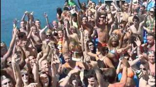 FANTASY BOAT PARTY AYIA NAPA CYPRUS SATURDAY 21ST MAY 2011