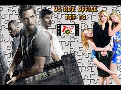 US BOX OFFICE TOP 10 (27 APR 2014)