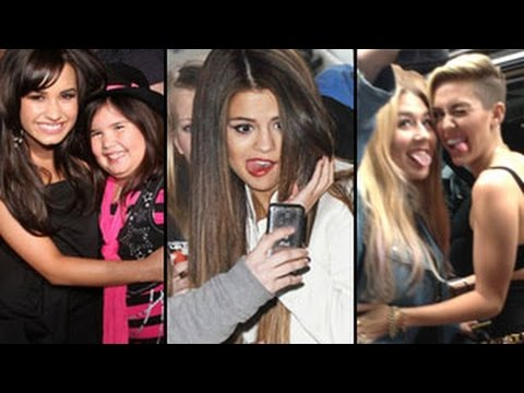Selena Gomez, Miley Cyrus, Demi Lovato - Which Disney Star Loves Their Fans Better?