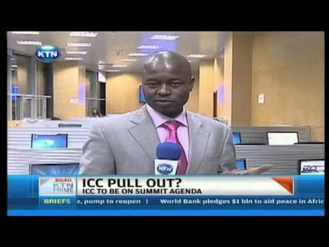 Kenya seeks to pull out of the ICC