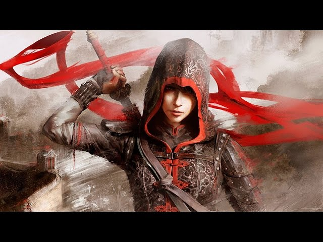 Assassin's Creed Chronicles: Escaping a Burning Dock