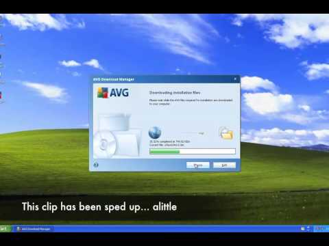 AVG and Firefox install