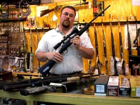Proper rifle/scope combination