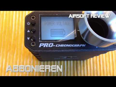 UFC Pro Chronograph Review HD