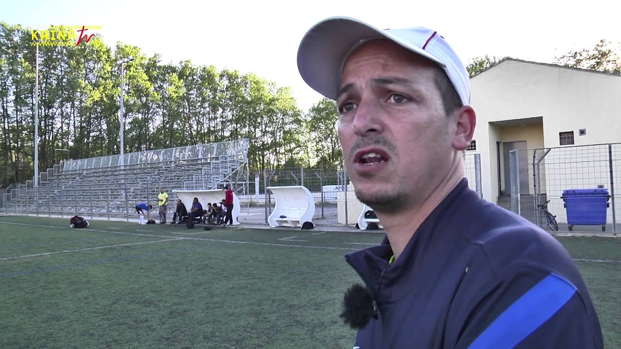 Khalid FEKRAOUI entraîneur bénévole