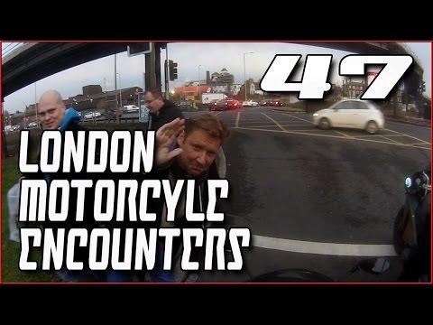 London Motorbike Encounters 47 – Hello and a Shark!