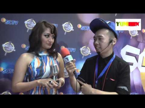 YUNIONTV CEBOL INTERVIEW WITH SITI BADRIAH AT SCTV AWARDS