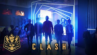 Fight as Five. Win as One | Clash - League of Legends