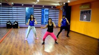 Download Chittiyaan Kalaiyaan, Zumba Choreogrpahy by Nicy Joseph, 8 COUNTS 3Gp Mp4