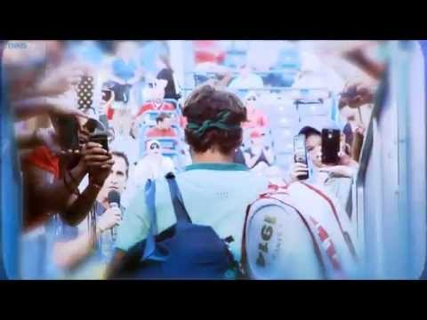 Watch ATP Cincinnati Final - David Ferrer v Roger Federer Live Stream - Official
