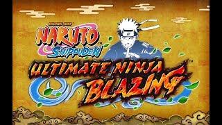 THE BEST GACHA GAME!!??? NARUTO SHIPPUDEN: ULTIMATE NINJA BLAZING!