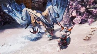 MHWorld: Legiana Boss Fight