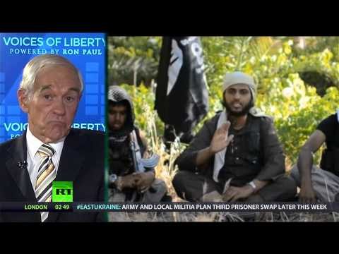 Ron Paul: US persists on Mid-East policy that's over 20yo - it's crazy!
