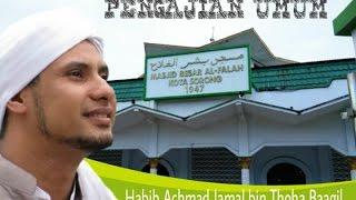 PENGAJIAN UMUM Masjid Al Falah Kampung Baru - Kota Sorong | Habib Achmad Jamal bin Thoha Baagil