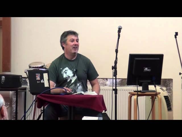 Castlemilk Community Church: Sunday service led by Jurgen