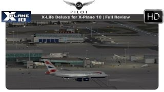[X-Plane] JARDesign X-Life Deluxe | Traffic and ATC for X-Plane | Full Review