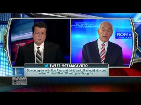 Ron Paul: Dick Cheney & The Neocons Are The True Isolationists