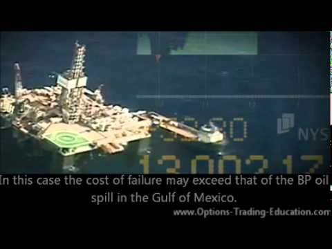 Options Trading the Chevron Oil Spill in Brazil