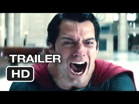 Man of Steel TRAILER 4 (2013) - Russell Crowe, Henry Cavill Movie HD