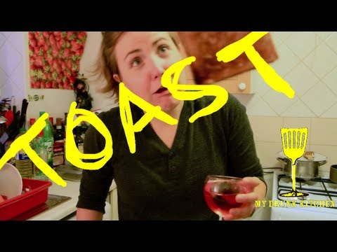 My Drunk Kitchen, S2E11: TOAST