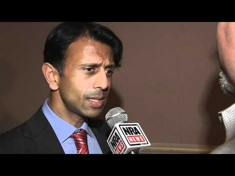 CPAC Chicago: NRA News Interview with Gov. Bobby Jindal