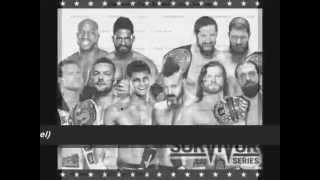 My WWE Survivor Series 2015 Results (READ DESCRIPTION!!!!!!!!!!!!!!!!!!!!!!)