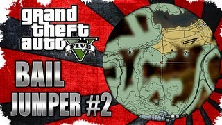 "GTA V - Maude Bail Jumper Mission #2 ""Larry Tupper"" Old Barn Location (Killed them all)"