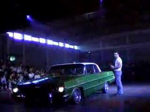 My 64 impala at tuning world 2007 friedrichshafen Video