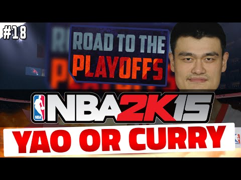 NBA 2K15 MY TEAM | YAO MING OR CURRY!?!?! #18