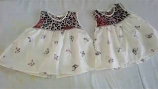 Baby Dresses Cut & Sew 2018 Baby Frocks Styles