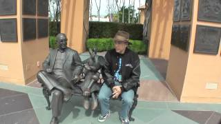 Tour the Walt Disney Studio's lot with two Disney Cast Members