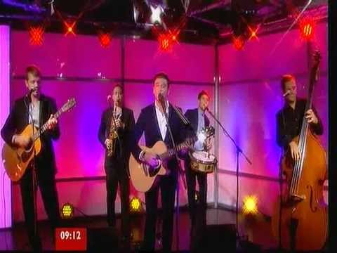 The Gypsy Queens - Volare - BBC Breakfast (Performance)