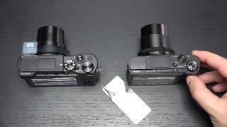 Panasonic Lumix DMC-ZS100 vs Sony RX100IV