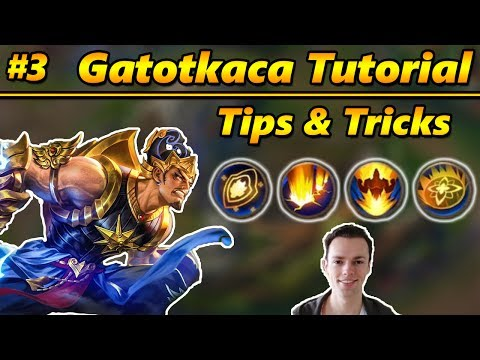 Mobile Legends Tutorial: Gatotkaca Tips and Tricks #3