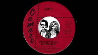 Jimmy Carter And The Senators - Society [Camaro] 1969 Garage Rock 45