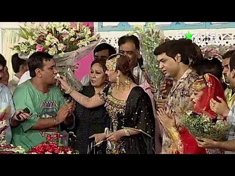 Jinnay Sada Dil Luteya Nargis and Nasir Chinyoti New Pakistani Stage Drama Full Comedy Funny Play thumbnail
