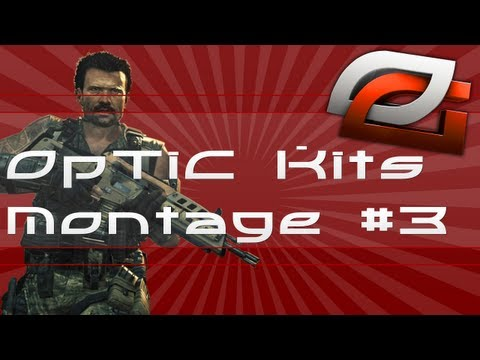 OpTic KitS:  Black Ops 2 Sniper Montage #3