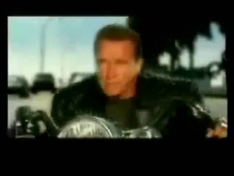 Arnold Schwarzenegger and Jackie Chan Commercial