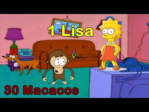 Simpsons Hit and Run #6 - Trinta Macacos e uma Lisa