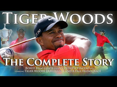 Tiger Woods - The Complete Story