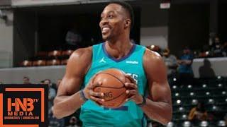 Charlotte Hornets vs Indiana Pacers Full Game Highlights / Jan 29 / 2017-18 NBA Season