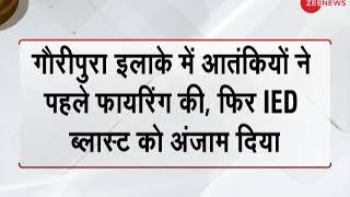 Breaking News: IED Blast in J&K's Awantipora by terrorists