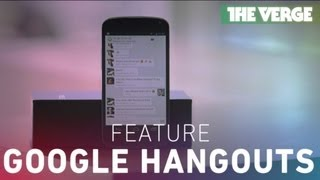 Google I/O 2013_ Hangouts and the future of Google's messaging platform