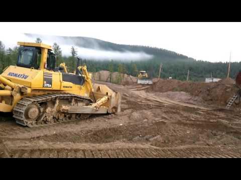 Добыча золота в южной Якутии (часть 1\2)