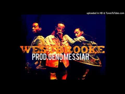 "Migos X Rich The Kid X Famous Dex Type Beat ""WESTBROOKE"" [Prod.GenoMessiah/Kareemworldwide] #1"