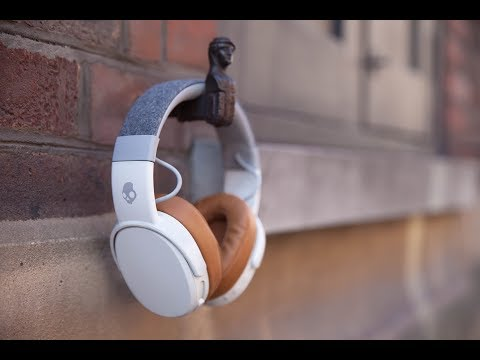 Skullcandy Crusher Bluetooth Wireless Over Ear Headphone with Mic Review TopReviews