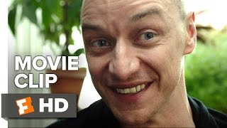 Split Movie CLIP - Dennis Has Taken Over (2017) - James McAvoy Movie
