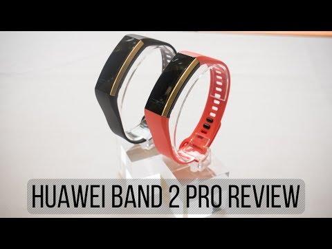 Huawei Band 2 Pro Review