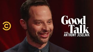 Don't Wear Flip-Flops and Pants in Front of Nick Kroll - Good Talk with Anthony Jeselnik