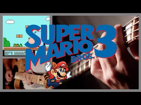 Super Mario Bros. 3 Soundtrack - samuraiguitarist